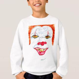 Halloween Scary Clown2 Sweatshirt