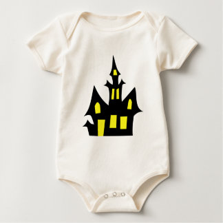 Halloween Scary House Tshirt