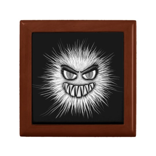 Halloween Scary Monster Gift Box