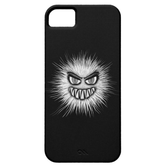 Halloween Scary Monster iPhone 5 Case