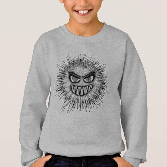 Halloween Scary Monster Sweatshirt