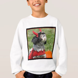 Halloween Shih Tzu Sweatshirt