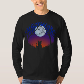 Halloween Shirt Fat Black Cat Unisex Shirt Tee
