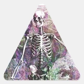 Halloween Skeleton & Cherub Stickers