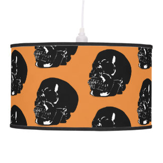 Halloween Skeleton Light Pendant Lamp