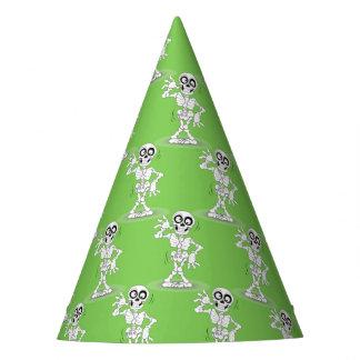 Halloween Skeleton Party Hat