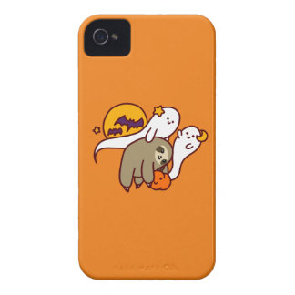 Halloween Sloth Case-Mate iPhone 4 Cases