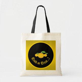 Hallowe'en Small Tote Bag 3