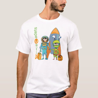 Halloween Space Cadets T-Shirt