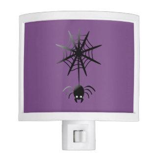 Halloween Spider Night Light