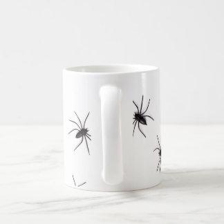 Halloween Spiders Coffee Mug