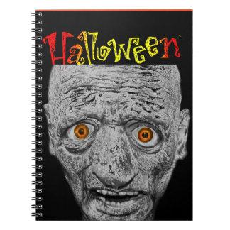 Halloween Spiral Notebook