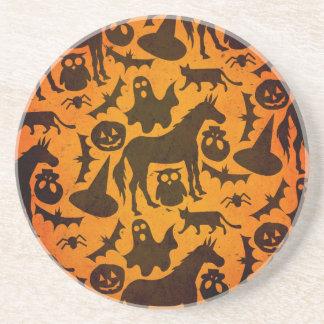 Halloween Spook Unicorn Coaster