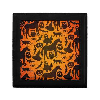 Halloween Spook Unicorn Gift Box