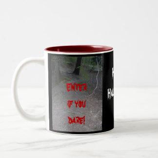 HALLOWEEN,SPOOKEY TRAIL mug