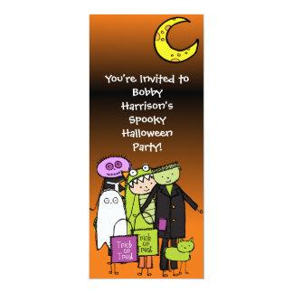 Halloween Spooktacular Custom Invitation
