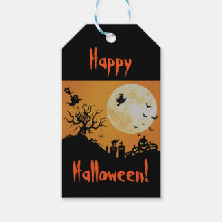 Halloween Spooky Fun Pack Of Gift Tags