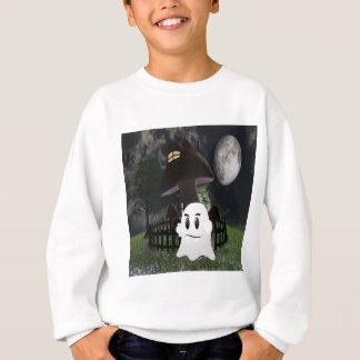 Halloween spooky ghost sweatshirt