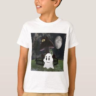 Halloween spooky ghost T-Shirt