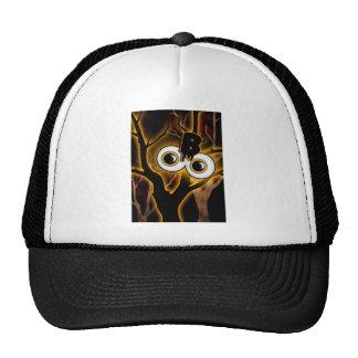 Halloween spooky party adults trucker hat