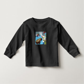 Halloween strange laboratory long sleeve t-shirt
