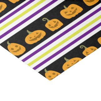 Halloween Stripe Tissue Paper