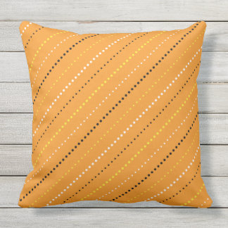 Halloween Stripes - Pillow