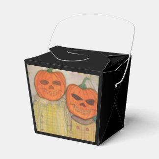 Halloween Take-away Box