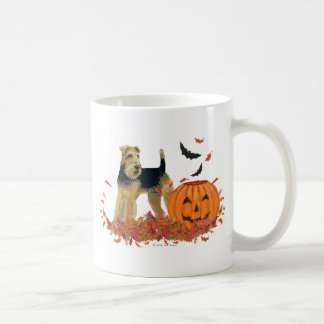 Halloween Terrier Coffee Mug