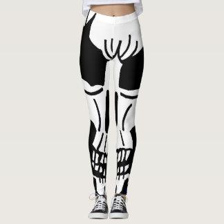 HALLOWEEN THE SKULL leggings