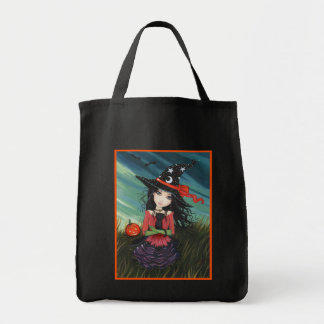 Halloween Tote Bag by Molly Harrison