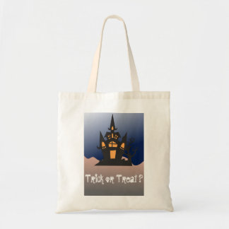 Halloween tote bag - Trick or Treat