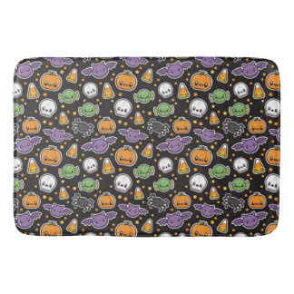 Halloween Treats bath mat