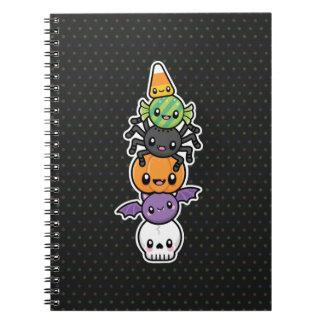 Halloween Treats notebook
