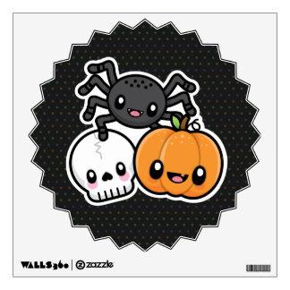 Halloween Treats wall decal