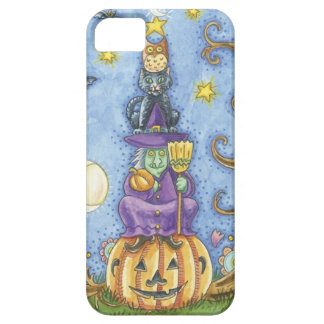 Halloween tree iPhone 5 case