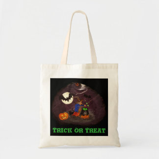 Halloween trick or treat carrying bag carrying bag