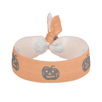 Halloween Trick-or-Treat Jack-O-Lanterns Hair Tie