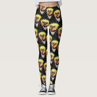 Halloween Trick or Treat Leggings