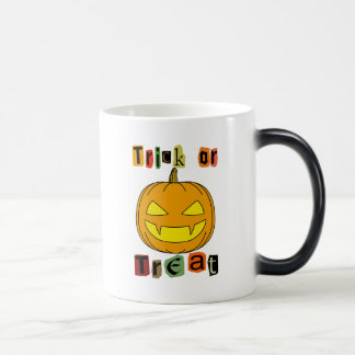 Halloween Trick or Treat Coffee Mugs