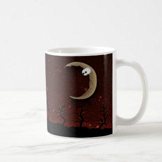 Halloween: Trick or Treat? (Red) Coffee Mug