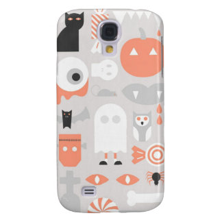 Halloween Trick or Treat Samsung Galaxy S4 case