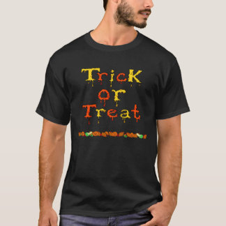 Halloween - Trick or Treat T-Shirt