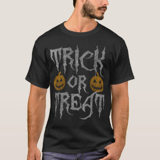 Halloween Trick or Treat T-Shirt