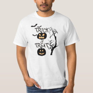 Halloween Trick or Treat! Value T-Shirt