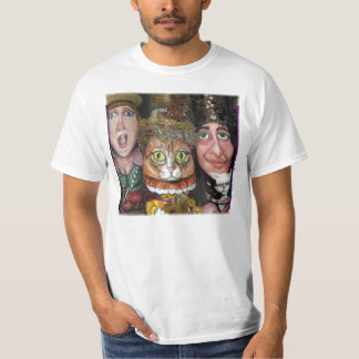 Halloween Trio Of Buoys T-Shirt