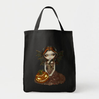 Halloween Twilight pumpkin fairy witch Bag
