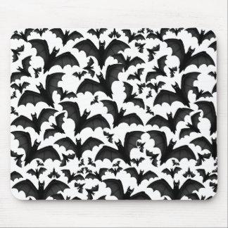 Halloween Vampire Bats Mousepad