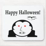 Halloween Vampire Mousemat