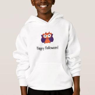 """Halloween Vampire Owl """"Happy Halloween"""""""